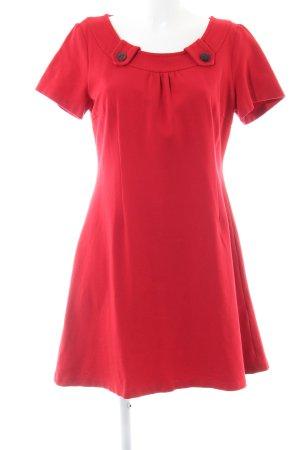 Tuzzi Kurzarmkleid rot Elegant