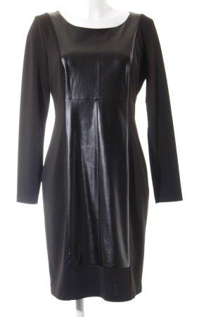 Tuzzi Langarmkleid schwarz Elegant