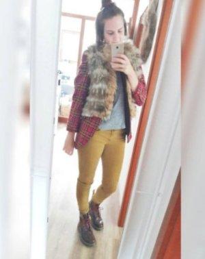 Tuzzi Vintage Blazer Bouclé Kurzjacke tailliert