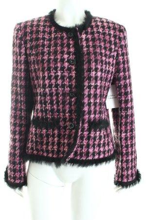 Tuzzi Woll-Blazer mehrfarbig klassischer Stil