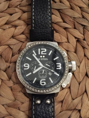 TW Steel Armbanduhr, Chronograph, TW9