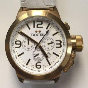 TW Steel Uhr, Unisex, Damenuhr, TW 29, gold