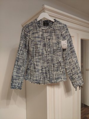 Tweed blazer veelkleurig