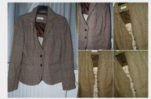 Tweed Blazer im Boyfriend/Vintage/Retro stil
