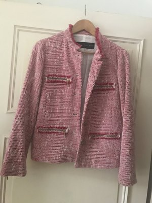 Zara Tweed Blazer multicolored