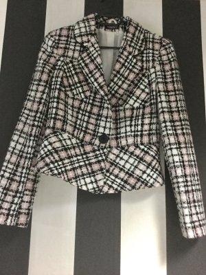 Tweed Blazer kariert Vintage
