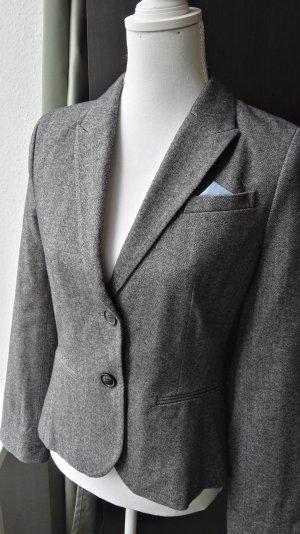 Tweed-Blazer von s.Oliver Gr. 36