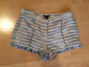 Tweed Hotpants von H&M