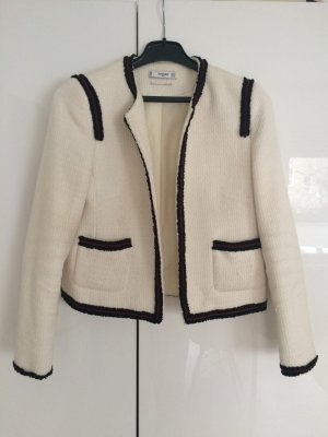 Tweed Jacke, Blazer von Mango, Größe M