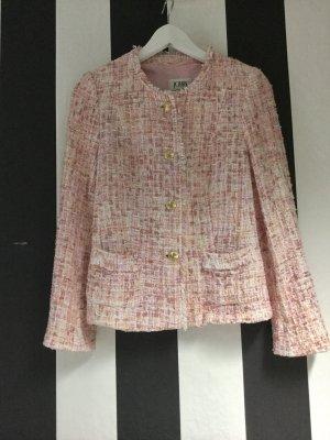 Tweed Jacke Chanel Style