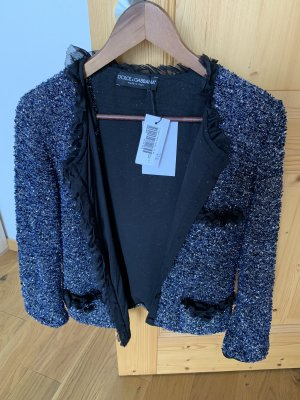 Tweed Jacke dolce & Gabbana
