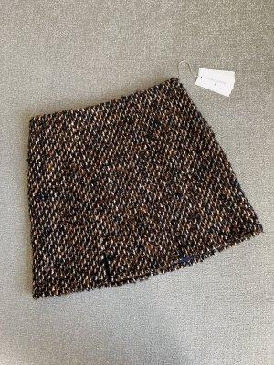 Tweed Minirock Patrizia Pepe NEU