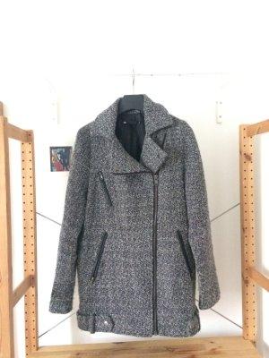 Tweed- Übergangsjacke