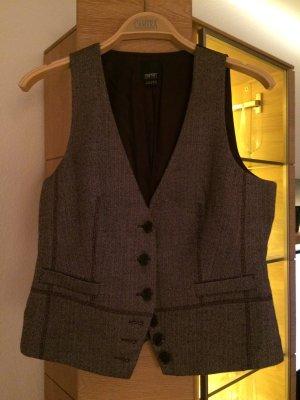 Tweed - Weste von Esprit in Größe 42