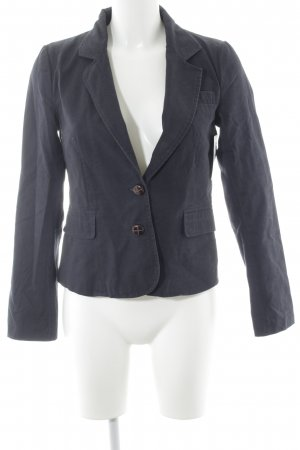 Tweedblazer dunkelblau Casual-Look