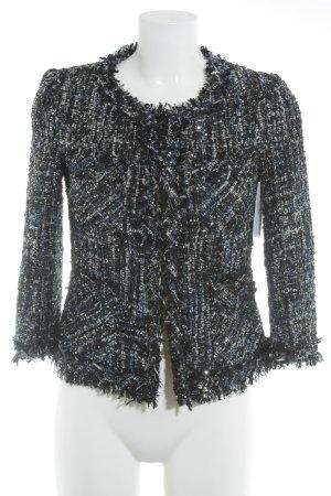 Tweed blazer gestippeld elegant