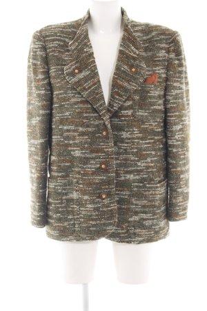 Tweed Blazer weave pattern country style