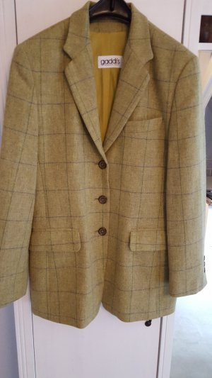 Gaddis Tweed blazer veelkleurig Wol