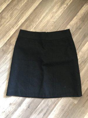 H&M Jupe en tweed noir
