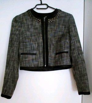 Tweet Jacke H&M 34/XS Steinchen