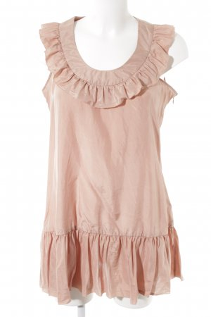 Twenty8twelve ärmellose Bluse roségoldfarben Elegant