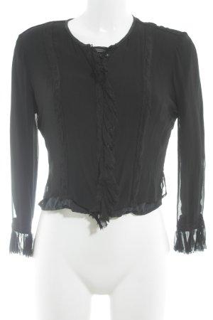 Twenty8twelve Kurz-Blazer schwarz Elegant