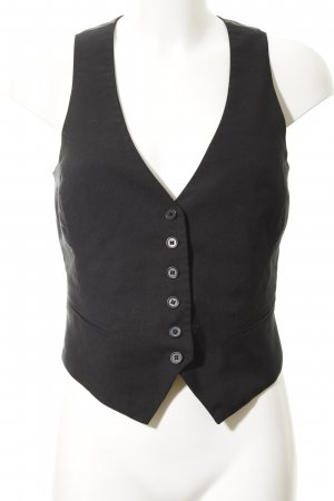 Twentyone Waistcoat black business style