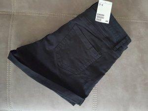 Twill Shorts schwarz 40