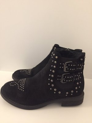 Twin set Low boot noir
