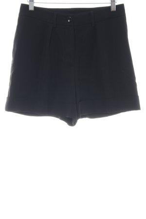 Twin set High-Waist-Shorts schwarz Casual-Look