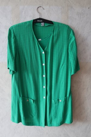 tru Woven Twin Set green cotton