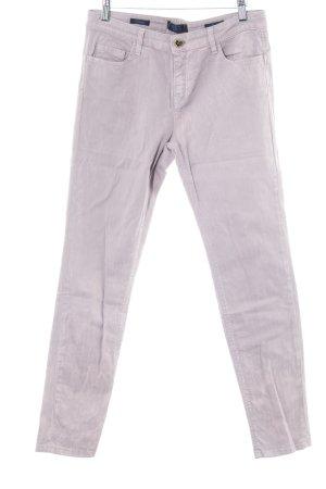 Twin Set Jeans Skinny Jeans blasslila Romantik-Look