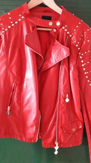 Twin-Set Lederjacke Gr.L