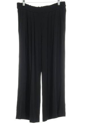 Twin-Set Simona Barbieri Pantalone culotte nero elegante