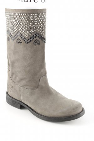 Twin-Set Simona Barbieri Western Boots black-dark grey country style