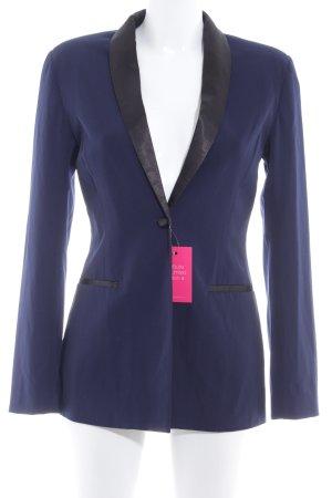 Twin set Smoking-Blazer dunkelblau-schwarz Elegant