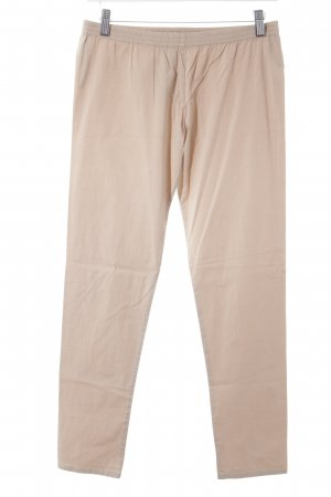 Twin set Pantalone jersey beige stile casual