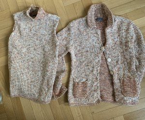 Marc Aurel Knitted Twin Set nude