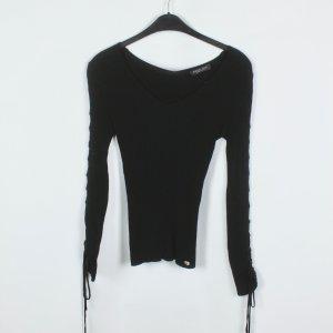 Twin set Sweat noir tissu mixte