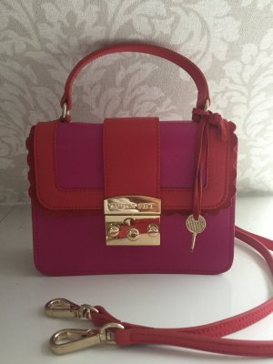 Twin set Mini Bag brick red-violet