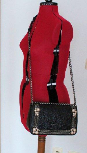 Twin-Set Tasche mit Perlen