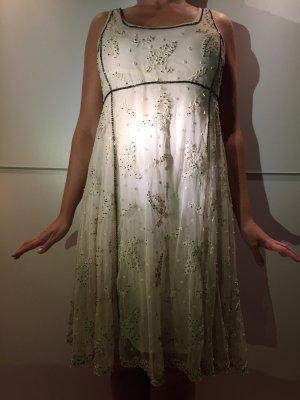 TwinSet Simona Barbieri Babydoll-jurk veelkleurig Polyester