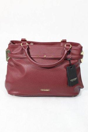 Twinset Handtasche in Bordeaux