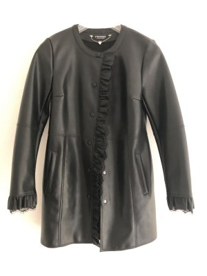 Twin set Abrigo corto negro