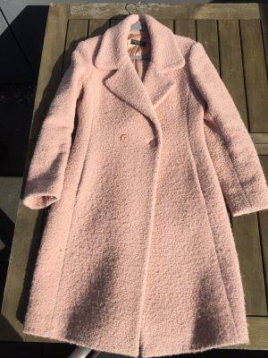 Twinset Mantel Wolle altrose Gr M NP 429€