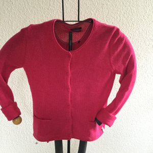 Marc O'Polo Twin set fucsia neon Cotone