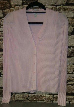 TCM Twin Set punto rosa-rosa claro tejido mezclado