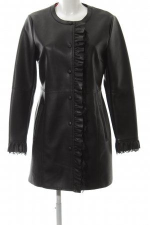 TwinSet Simona Barbieri Frock Coat black casual look