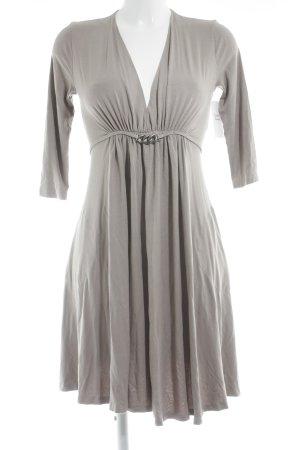 TwinSet Simona Barbieri Jerseykleid hellbraun Elegant