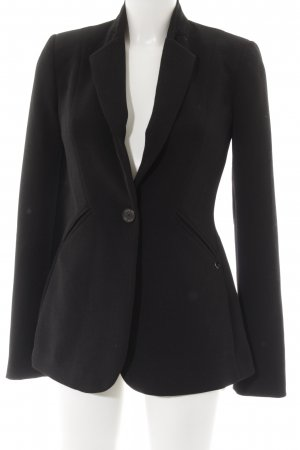 TwinSet Simona Barbieri Smoking-Blazer schwarz Business-Look